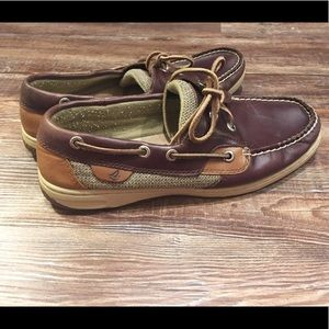 Sperry Women's Top Sider Loafers Sz 7.5